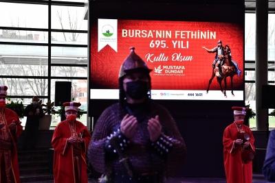 Fetih Müzesi'nde 'Fetih Coşkusu'
