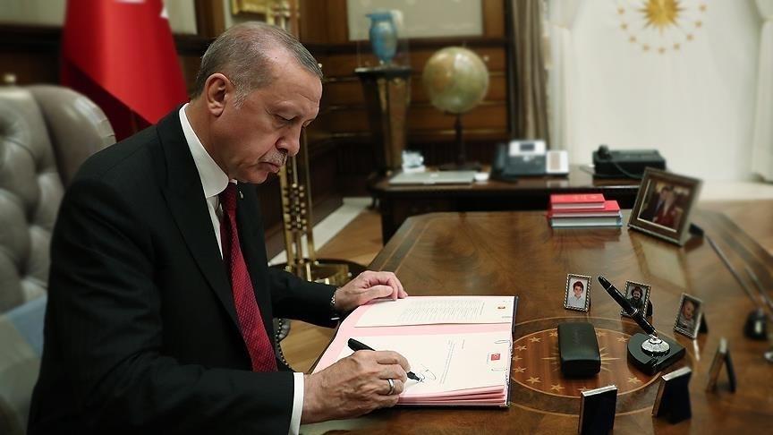 Cumhurbaşkanı Erdoğan, İnsan Hakları Eylem Planı'yla ilgili genelge yayımladı