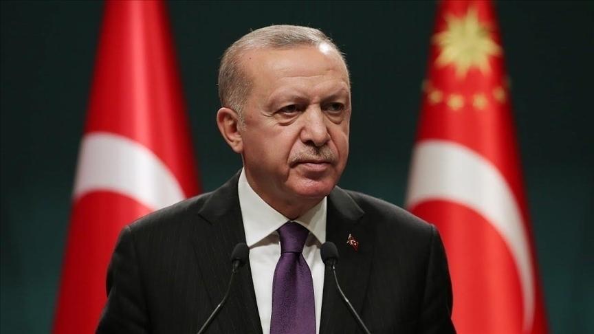 Cumhurbaşkanı Erdoğan duyurdu! O isim etkisiz hale getirildi