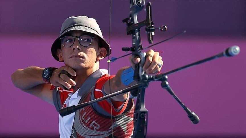 Mete Gazoz, Dünya Okçuluk Kupası Finalleri'nde üçüncü oldu