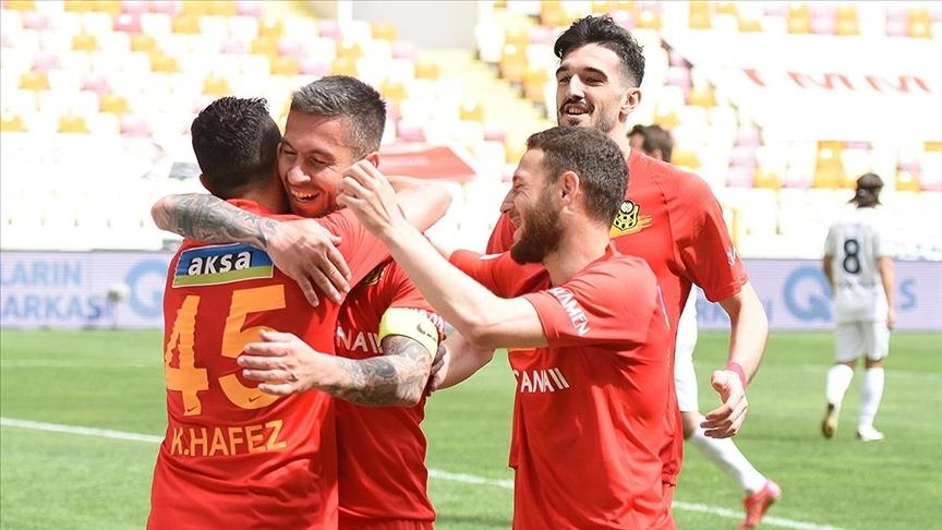 Yeni Malatyaspor 3 puana ikinci yarıda uzandı