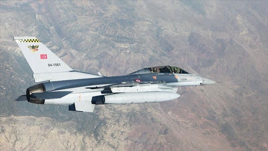 Pençe Şimşek bölgesi ile Zap bölgesinde 5 PKK'lı terörist etkisiz hale getirildi