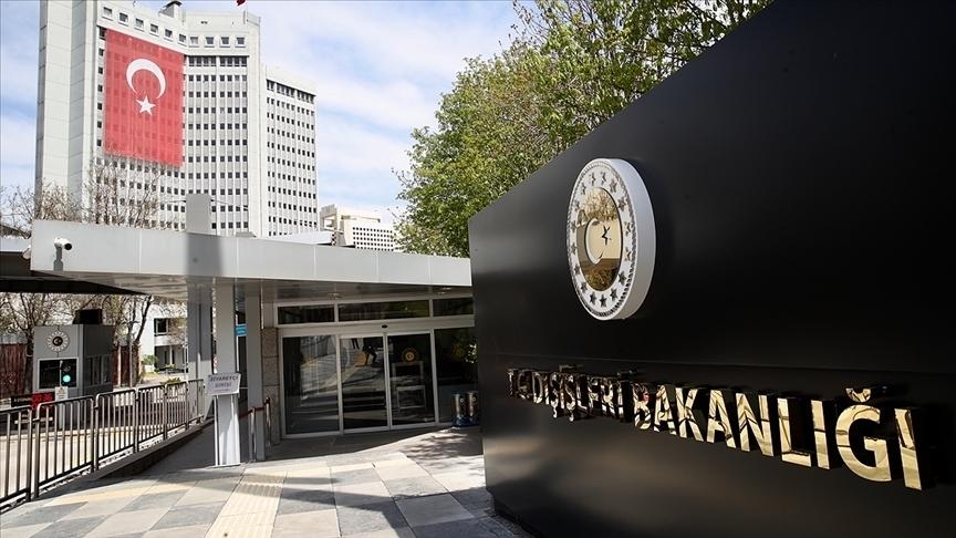 Türkiye'den Endonezya'daki denizaltı kazası için taziye mesajı