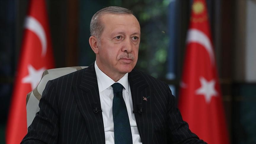 Cumhurbaşkanı Erdoğan: Yanan ormanlarımız en verimli şekilde ağaçlandırılacak