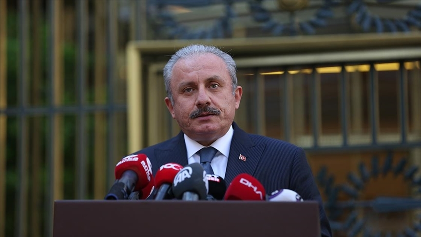TBMM Başkanı Şentop: Mısır ve Libya ile dostluk grubunun kurulması önemli