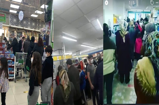 Pazarcılar Odası ve Pazar esnafı Cumhurbaşkanı Erdoğan'dan yardım bekliyor