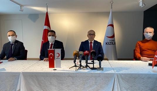 Türk Kızılay'dan Hilal Olsun Türkiye kampanyası