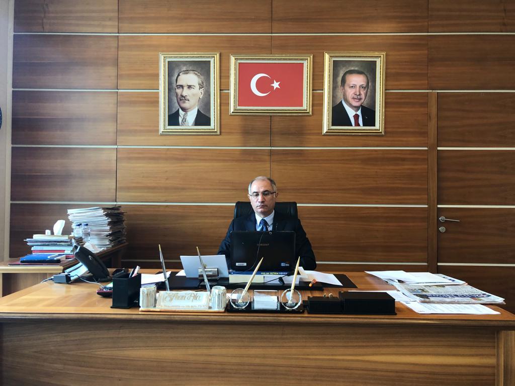 Ak Parti Genel Başkan Yardımcısı Âlâ'dan Prof.Dr. AliÖzek için Taziye Mesajı