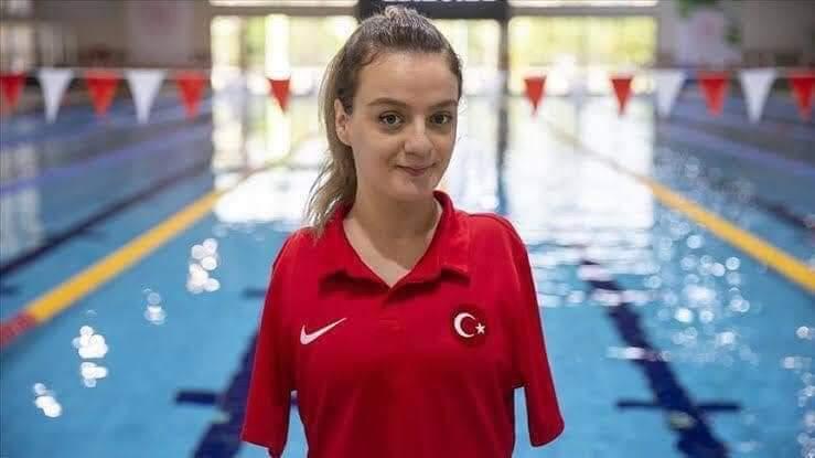 Milli Sporcumuz Sümeyye Boyacı, Avrupa Şampiyonu oldu