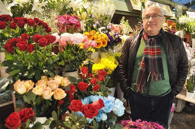 Bursa Çiçekçiler Odası Başkanı Ertan Tanırgan'dan , ABD Başkanı Biden'ın