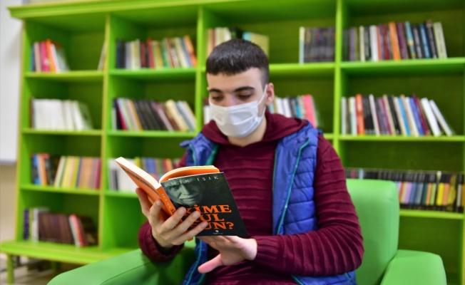 Yıldırım Okuma Salonları İle Donatılıyor
