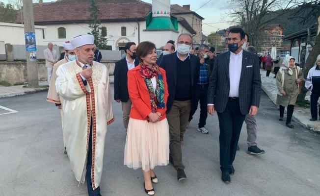 Osmangazi'den Bulgaristan'da Kardeşlik Sofrası