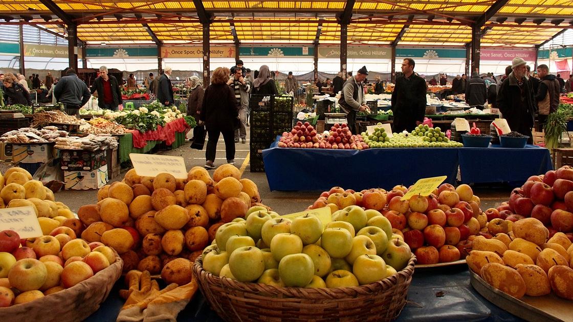 Bursa'da pazarlar açılıyor!