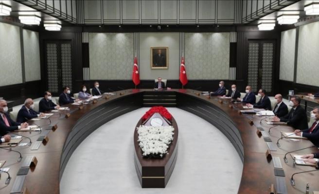 Cumhurbaşkanlığı Kabinesi Cumhurbaşkanı Erdoğan başkanlığında toplanacak