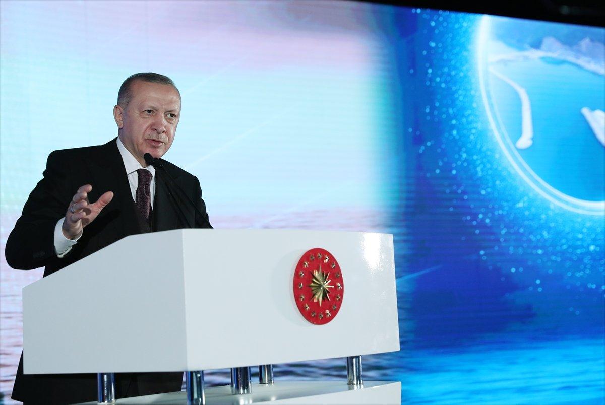 Cumhurbaşkanı Erdoğan, Türkiye'nin beklediği müjdeyi açıkladı
