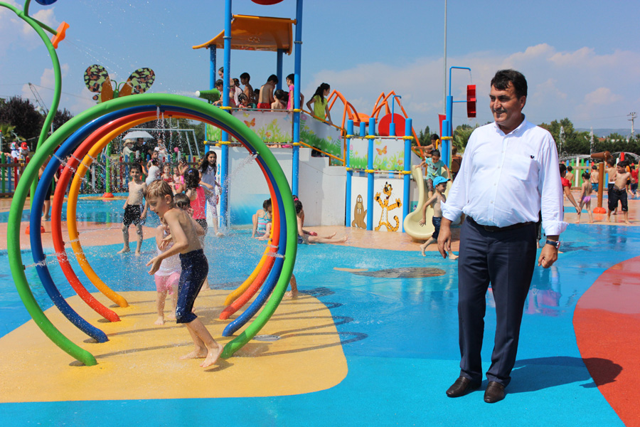 Osmangazi'den Çocuklara Çifte Bayram