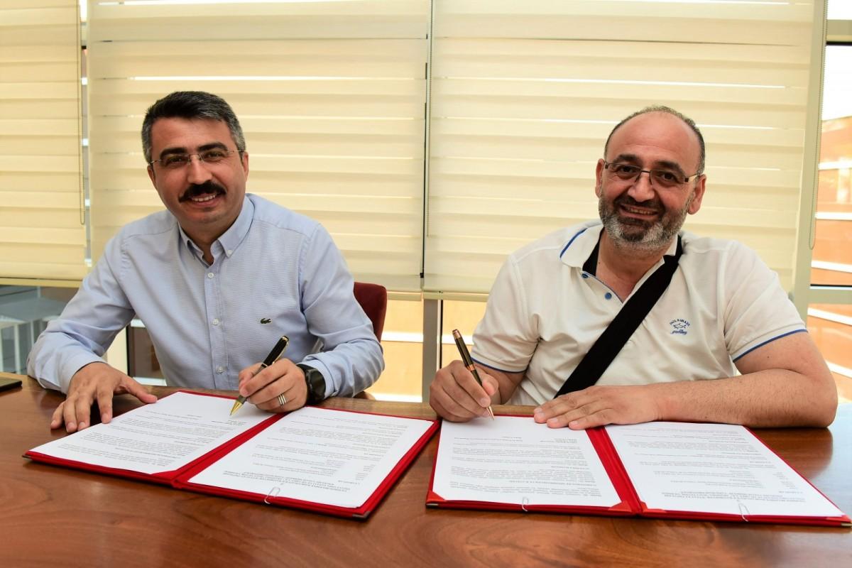 Yıldırım Belediyesi'nde önemli imzalar attı