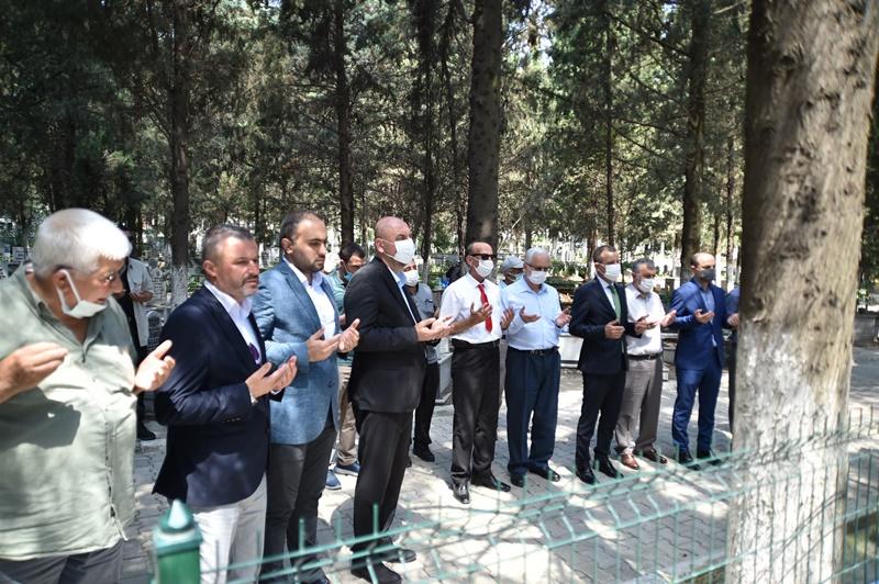 Başkan Aydın Şehit Aileleri ve Gaziler ile bir araya geldi