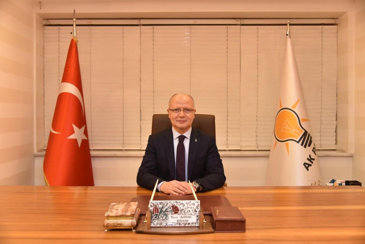 Davut Gürkan'dan Kurban Bayramı mesajı