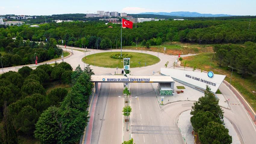 Şehir merkezinin akciğeri Bursa Uludağ Üniversitesi