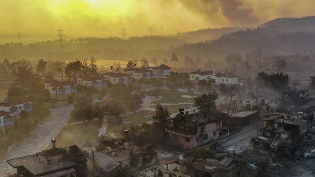 Antalya felaketi yaşıyor: Can kaybı 3'e yükseldi
