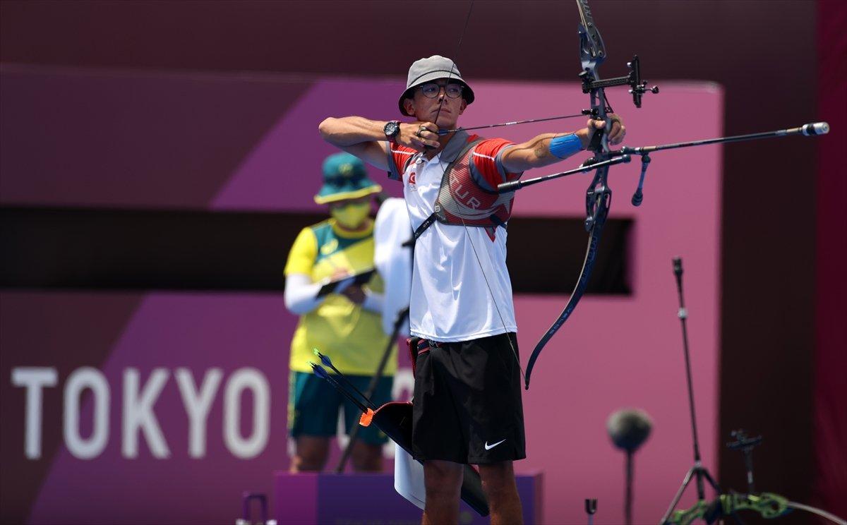 Mete Gazoz tarih yazdı! Olimpiyat şampiyonu
