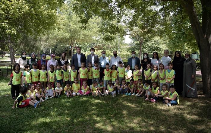 Osmangazi'de öğrenciler sertifkalarına kavuştu