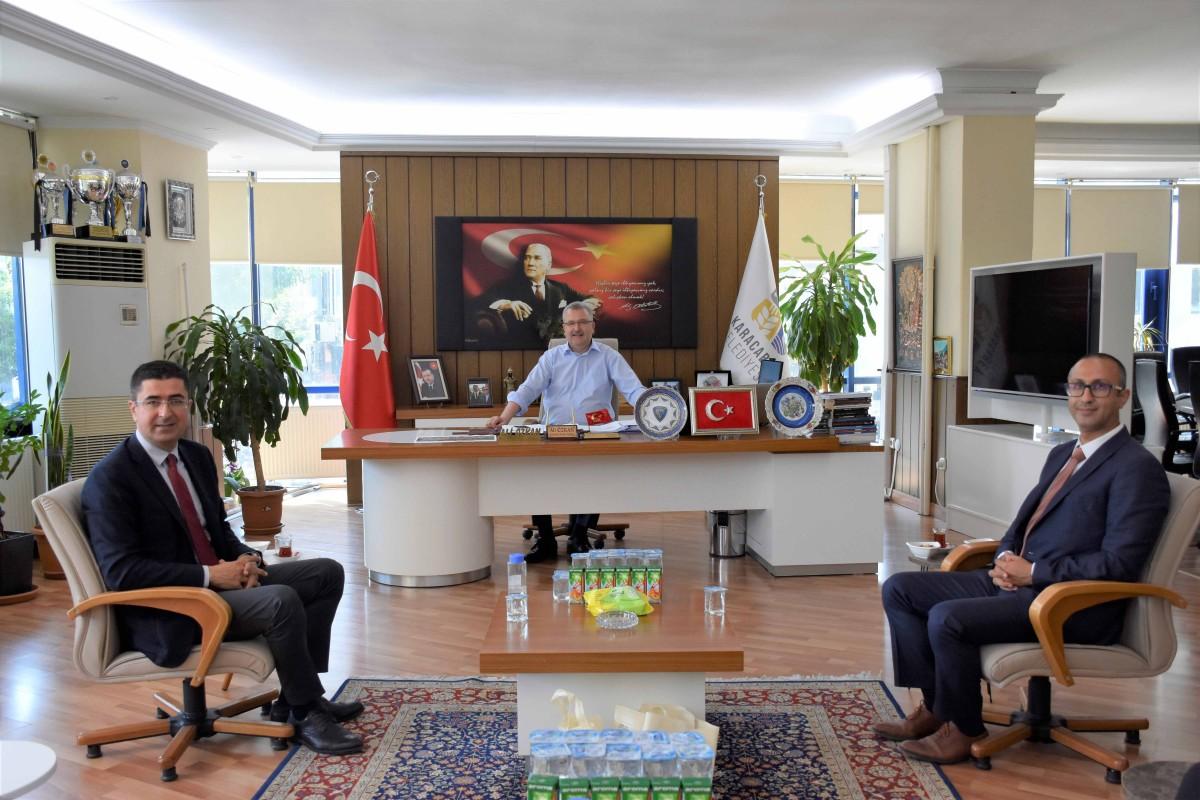 Başkan Özkan'dan enerji yatırımlarına destek vurgusu