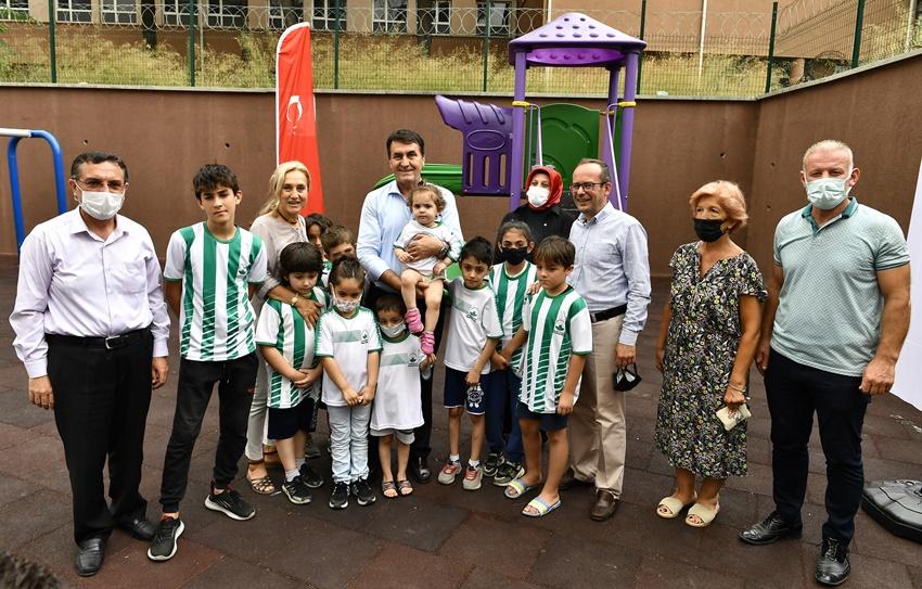 Osmangazi'de Her Metrekareye Yatırım