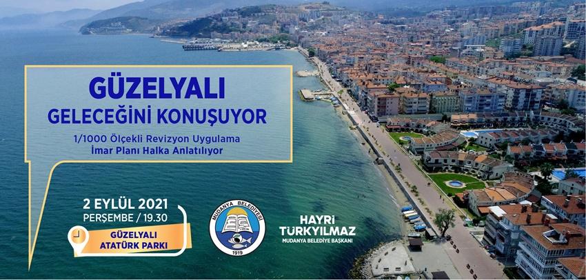 Bursa'da Güzelyalı imar planı halka anlatılacak