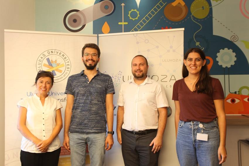 Bursa ULUKOZA'nın 4 girişimine TÜBİTAK desteği