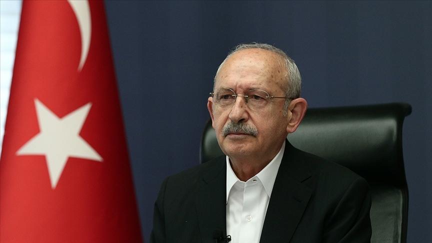 CHP Genel Başkanı Kılıçdaroğlu'ndan İsrail tepkisi: İsrail'in yaptığı katliamdır