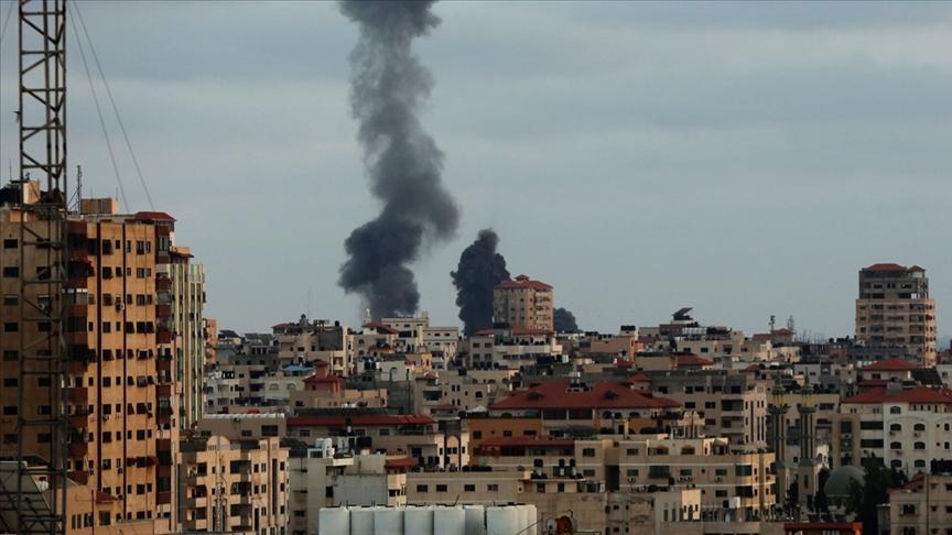 İsrail'in Gazze'ye 11 gün süren saldırılarının bilançosu