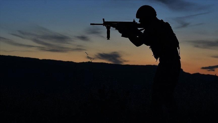 Irak'ın kuzeyinde 1 asker şehit oldu