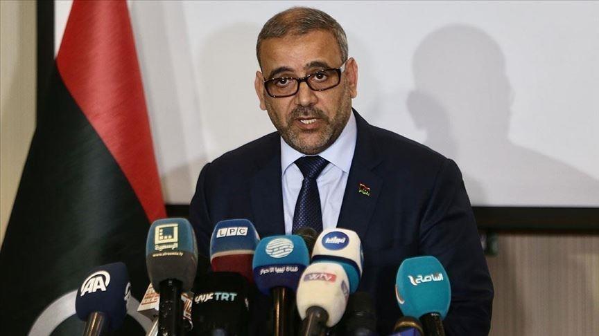 Libya Devlet Yüksek Konseyi Başkanı el-Mişri, anayasa için referandumun zorunlu olduğunu söyledi