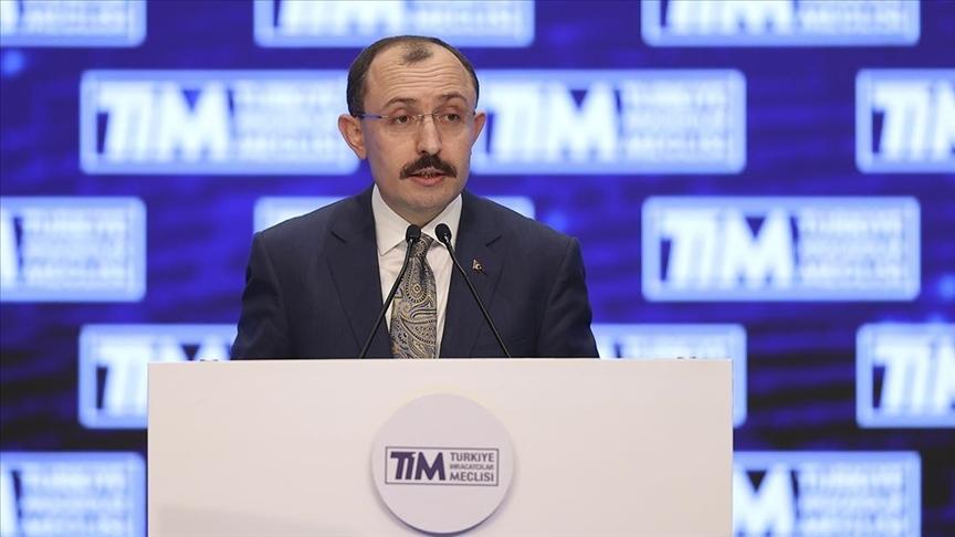 Ticaret Bakanı Muş: İhracatın finansmanı konusuna önümüzdeki dönemde daha çok eğileceğiz
