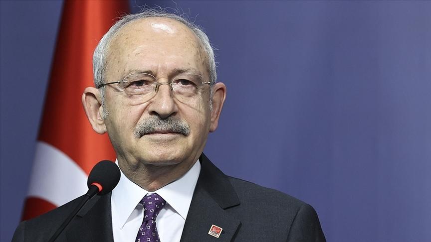 CHP Genel Başkanı Kılıçdaroğlu, Türk Polis Teşkilatının kuruluş yıl dönümünü kutladı