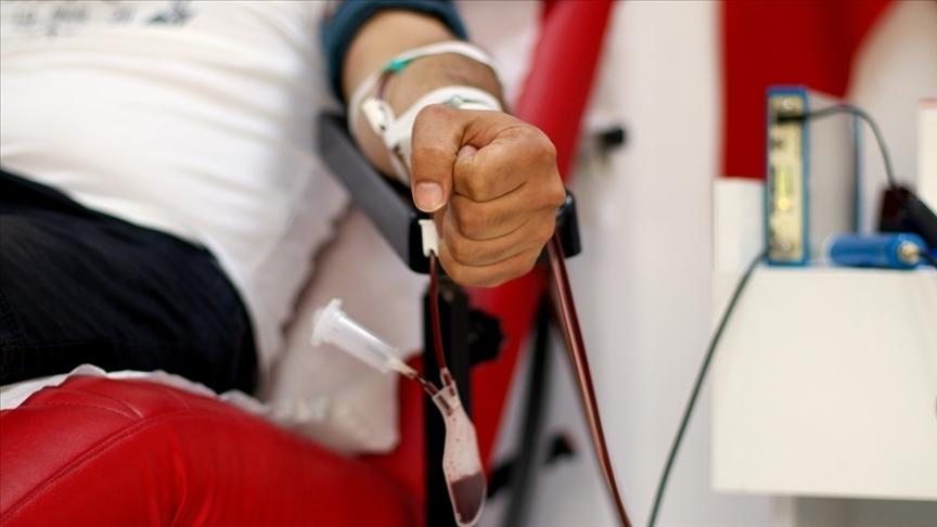 Kovid-19 hastaları için 140 bini aşkın ünite immün plazma bileşeni üretildi