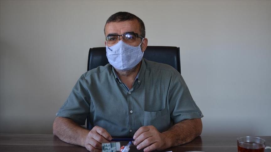 Aşı yaptırmayı ihmal eden Kovid-19 hastası: Aşı olmayan insan kendi katili gibidir