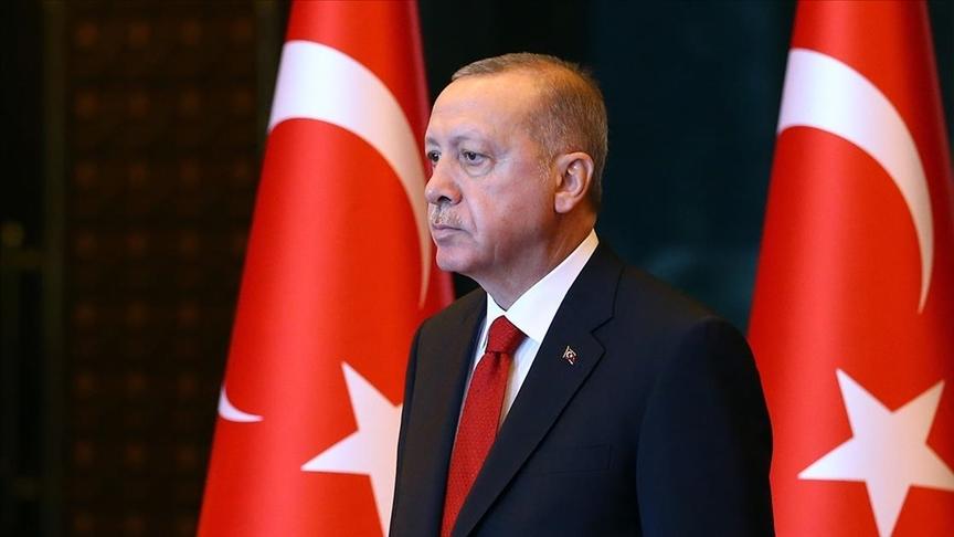 Cumhurbaşkanı Erdoğan, Mali Geçiş Dönemi Devlet Başkanı Assimi Goita ile telefonda görüştü