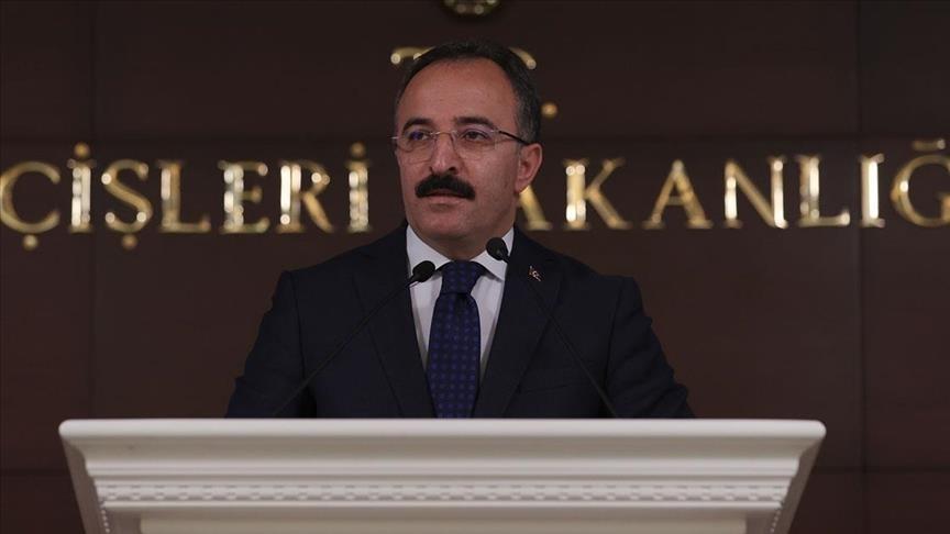 İçişleri Bakanlığı Sözcüsü Çataklı: Mayıs ayında 81 terörist etkisiz hale getirildi