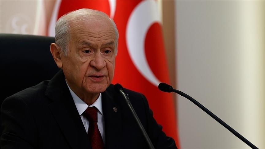 MHP Genel Başkanı Bahçeli: Düzensiz göç, adı konmamış bir istiladır