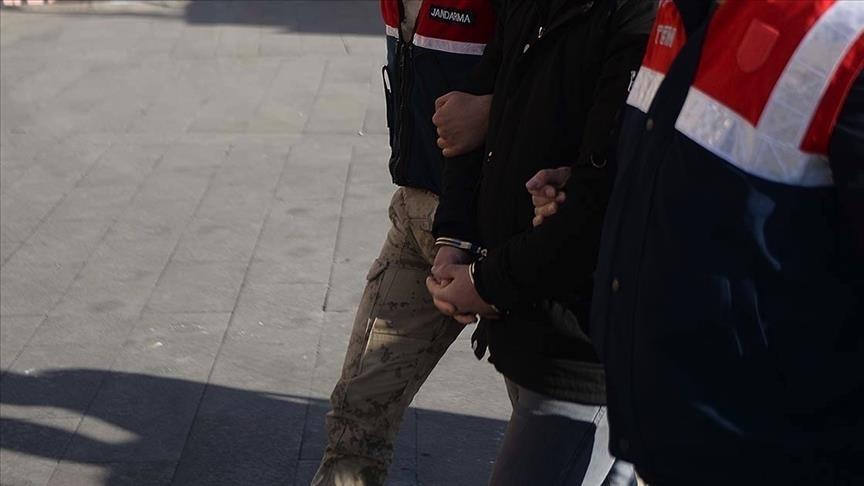 Türkiye'ye yasa dışı yollardan girmeye çalışıyordu! Yakalandı