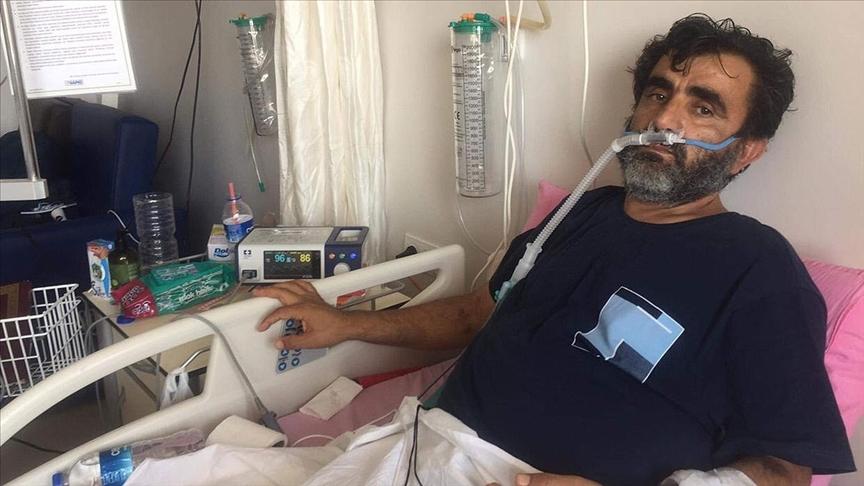 Kendisini 'aşı tembeli' olarak nitelendiren Kovid-19 hastasının ibretlik hikayesi
