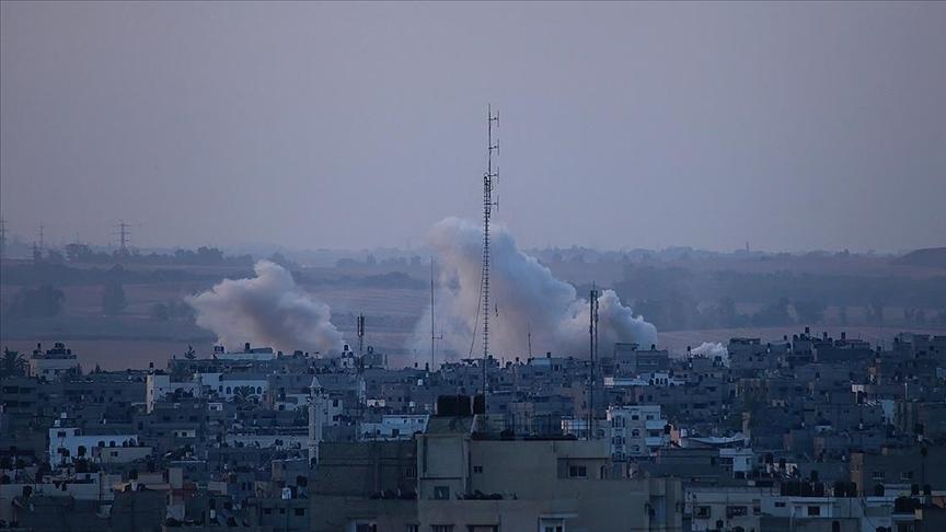 İsrail, orduya ait bir İHA'nın Gazze Şeridi'nin kuzeyinde düştüğünü açıkladı