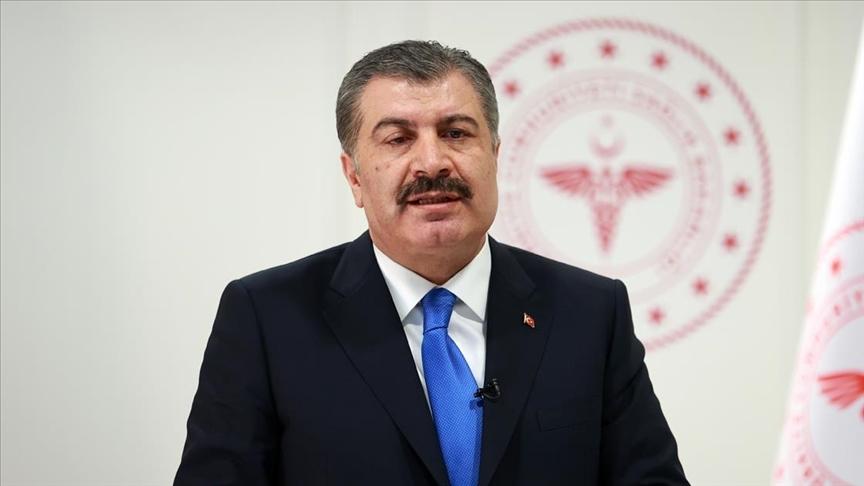 Sağlık Bakanı Koca: 1 Haziran'dan itibaren 50 yaş üzeri aşılanacak