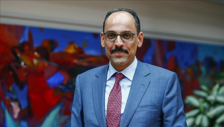 Cumhurbaşkanlığı Sözcüsü Kalın, Türk Polis Teşkilatının 176. kuruluş yıl dönümünü kutladı