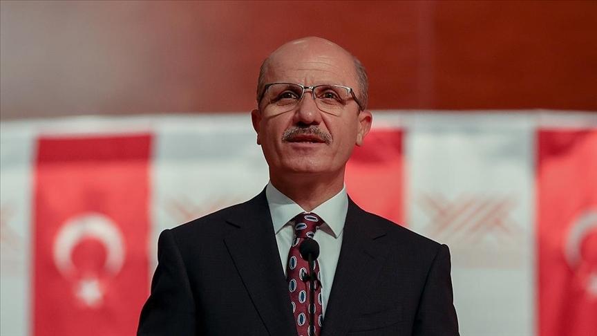 YÖK Başkanı Özvar'dan YKS paylaşımı