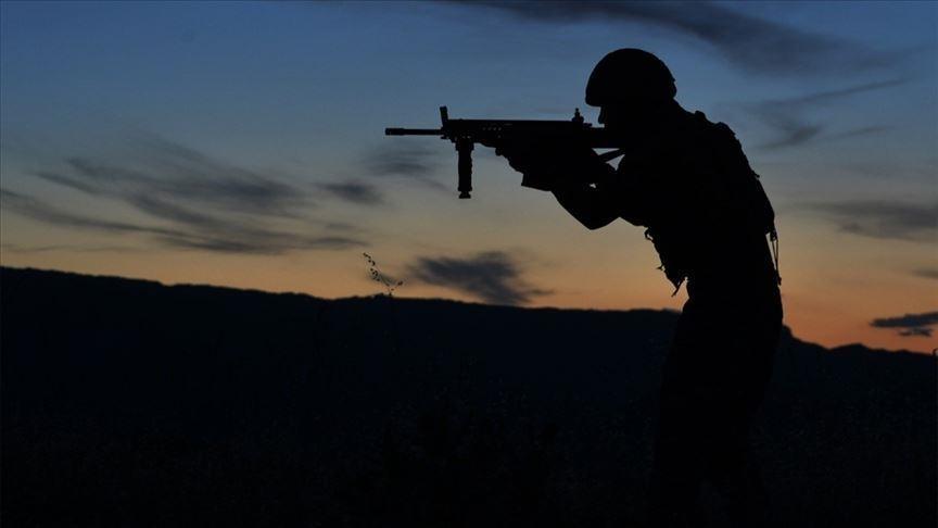 Fırat Kalkanı bölgesinde 2 askerimiz şehit oldu