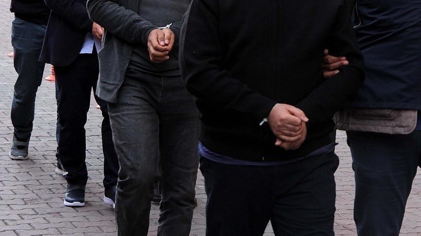 Başkentte izinsiz '1 Mayıs eylemi' yapmak isteyen 41 kişi gözaltına alındı